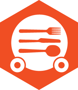 Icon for Meals on Wheels Program